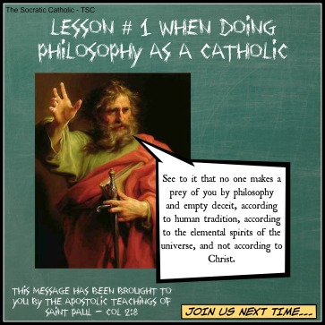 Saint Paul on Philosophy