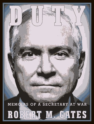 Robert Gates Duty