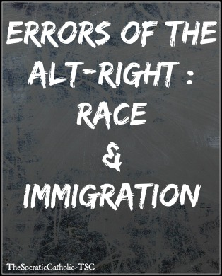 Errors of the Alt Right