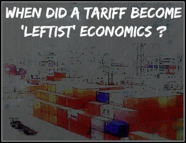 tarrifs-and-leftist-economics