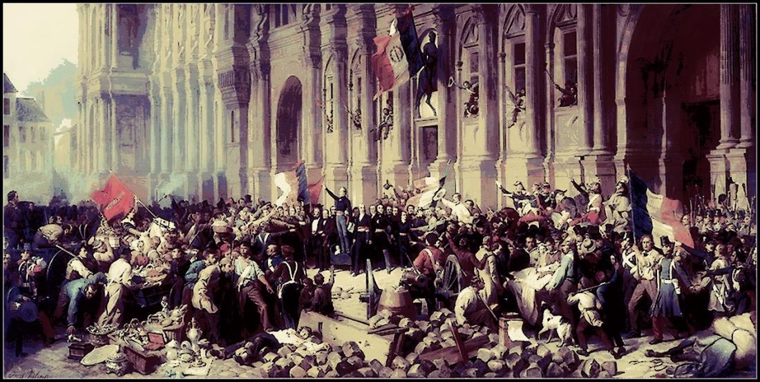 Rebellion and Revolution in France