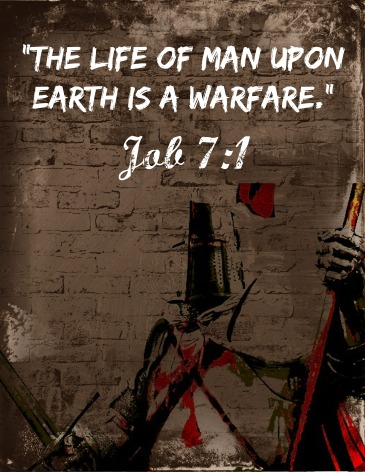 Life Upon Earth is Warfare