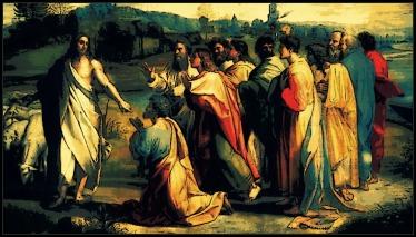 Jesus & the Apostles