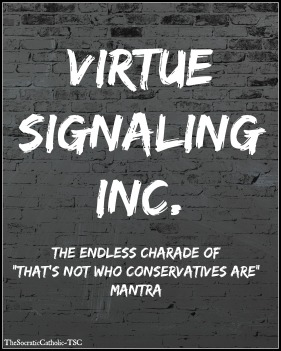 Virtue Signaling Inc.
