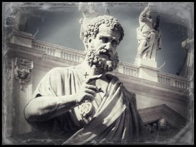 Saint Peter and the Keys copy