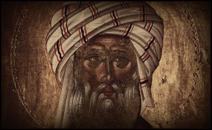 Saint John of Damascus Franciscan Image