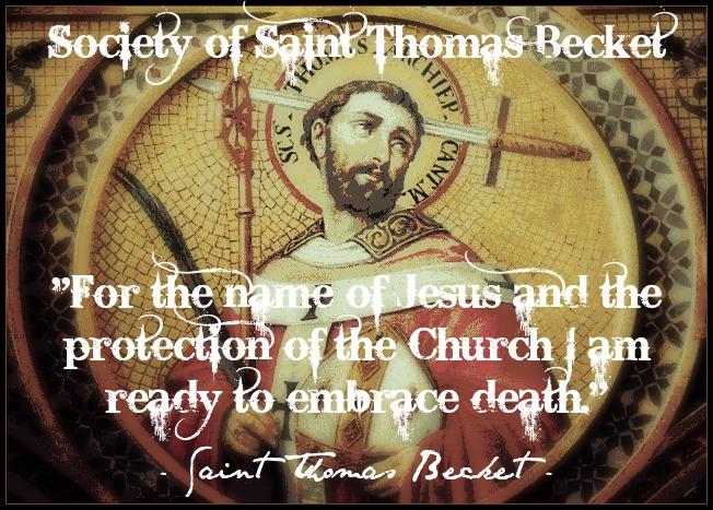 Saint Thomas Becket