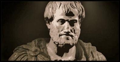 Aristotle Statued Image