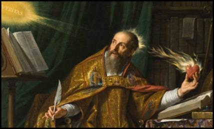 Saint Augustine & Veritas