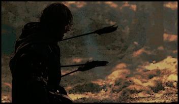 Boromir Death
